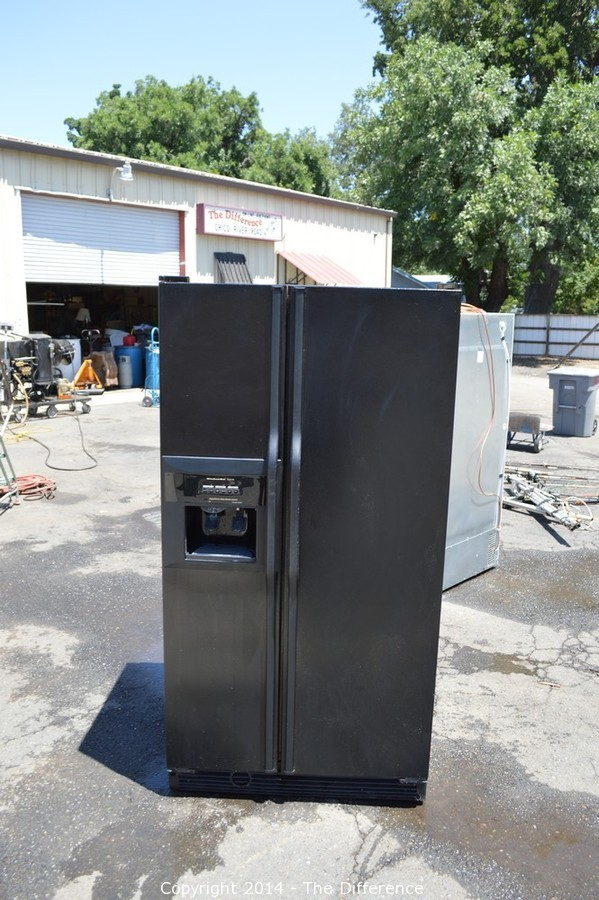Kitchenaid Refrigerator Superba the difference - auction: summer estates from paradise, chico