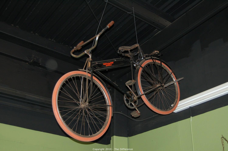 Harley Davidson Bicycle History David Dror