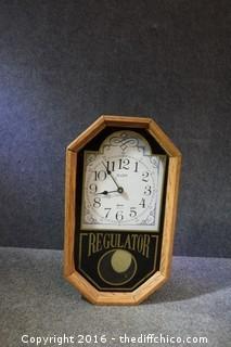 Working Elgin Wall Clock