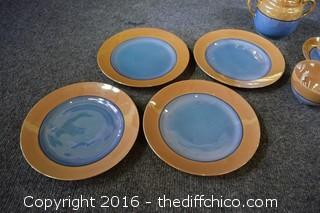 10 Pieces of Replacement Dishes