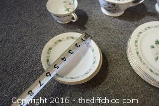 Noritake Replacement Dishes - 12 Pieces