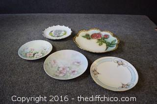 5 Collector Plates