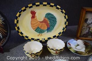 Mixed Rooster Lot