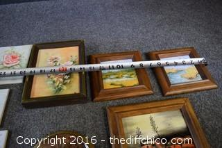Hand-Painted Plaques & More