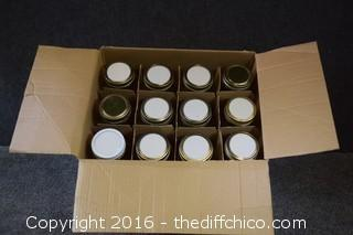 12 Quart Canning Jars