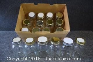 18 Quart Canning Jars