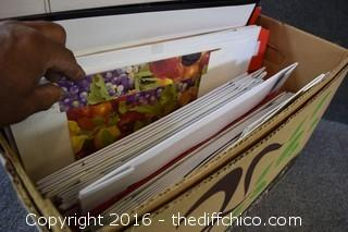 Lot of Gift Boxes