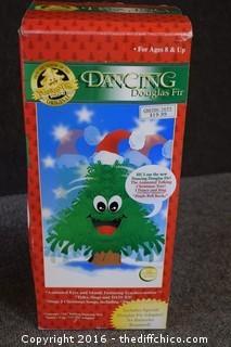 Working Dancing / Singing Douglas Fir Tree