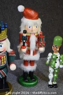 Nut Crackers & More