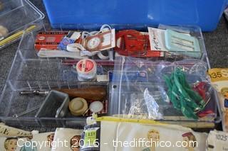 Sewing Box & More