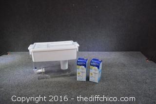 Brita Water Purifier System & Refills