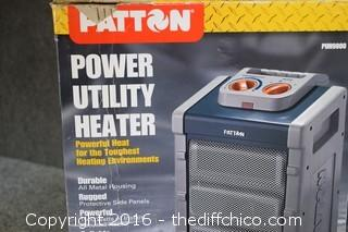 Patton Power Utility Heater