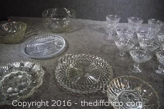 Glass Lot