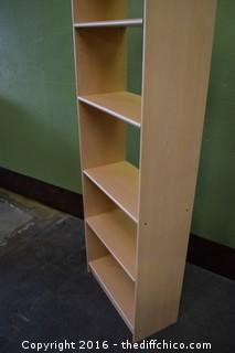 Shelf Unit  w/Adjustable Shelves