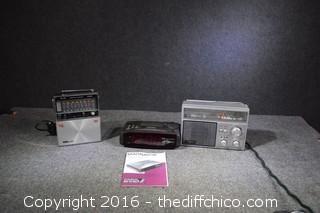 3 Working Radios