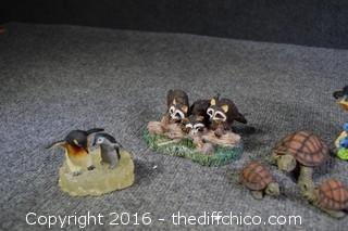 Mixed Lot of Critters