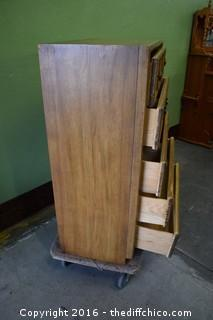 Drexel 5 Drawer Tallboy