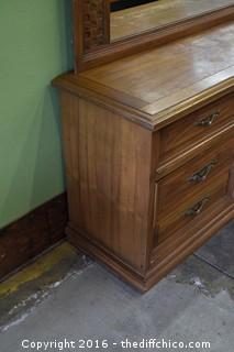 Tierra Dresser by Kent Coffey