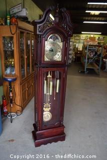 Working Grandfather Clock