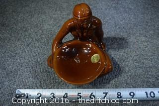 Frankoma Pottery Indian