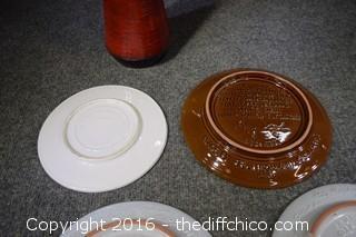 Mixed Lot of Frankoma Pottery