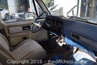 1980 Chevrolet Truck
