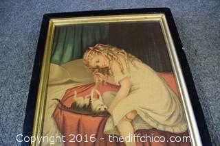 Good-Night Frolic Print