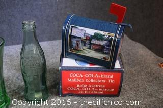 Coca Cola Collectors Memorabilia