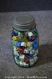 Jar of Dice
