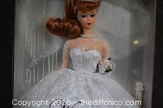 NIB Wedding Day Barbie