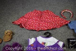 American Girl Doll Today Clothing