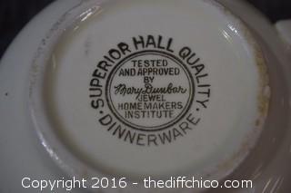 Hall's Jewel Tea Pottery