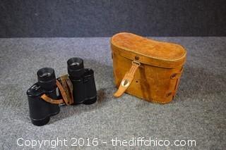 Apex Binoculars 8 x 30 wCase
