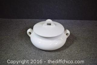 Serving Bowl w/Lid