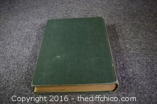 1916 Rinkitink In OZ Book