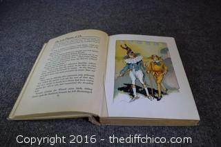1917 The Lost Princess of OZ Book
