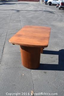 Vintage Draw Leaf Table