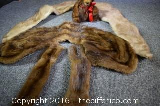 Vintage Fur Collars & More