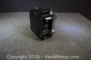 Vintage Speed Graphic Camera