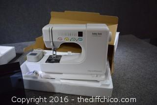 Working Baby Lock Companion 6500 Sewing Machine