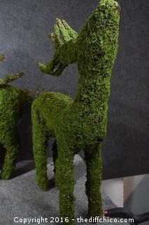Christmas Deer & More