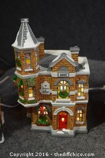 Department 56 & More Christmas Village