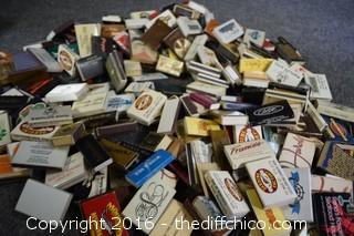 Collection of Box Matches
