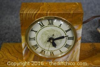 Lanshire Vintage Electric Clock