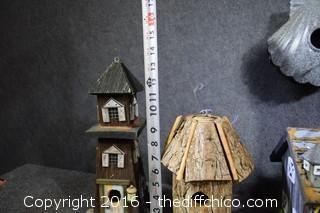Bird Houses & More