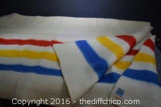 Wool the West - 100% Wool Blanket
