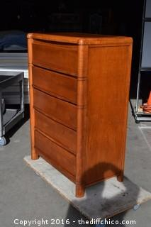 5 Drawer Dresser by Virginia House Marie