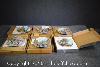 6 Collector Plates