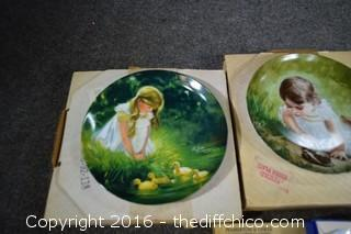 4 Collector Plates