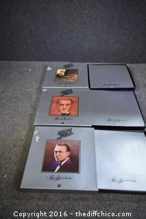 Giants of Jazz on 8 Track Tapes